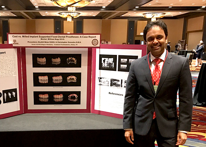 Dental-Lavelle-Dr-Druthil-Belur-Poster-Presenter