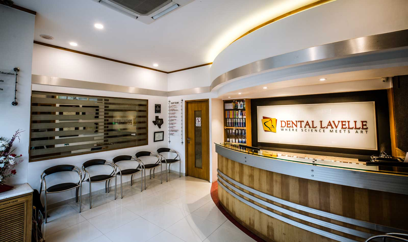 Dental Lavelle Our Amenities