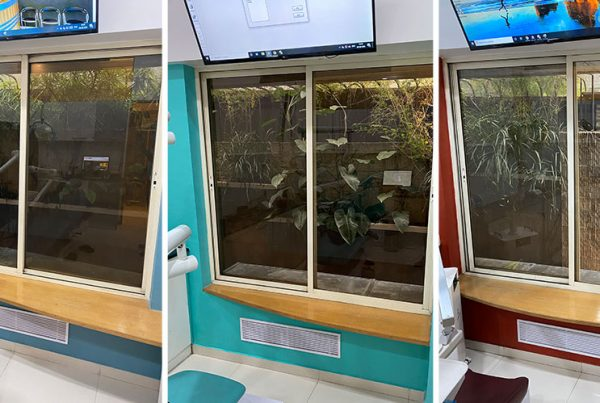 Airborne Infection Room in Dentistry